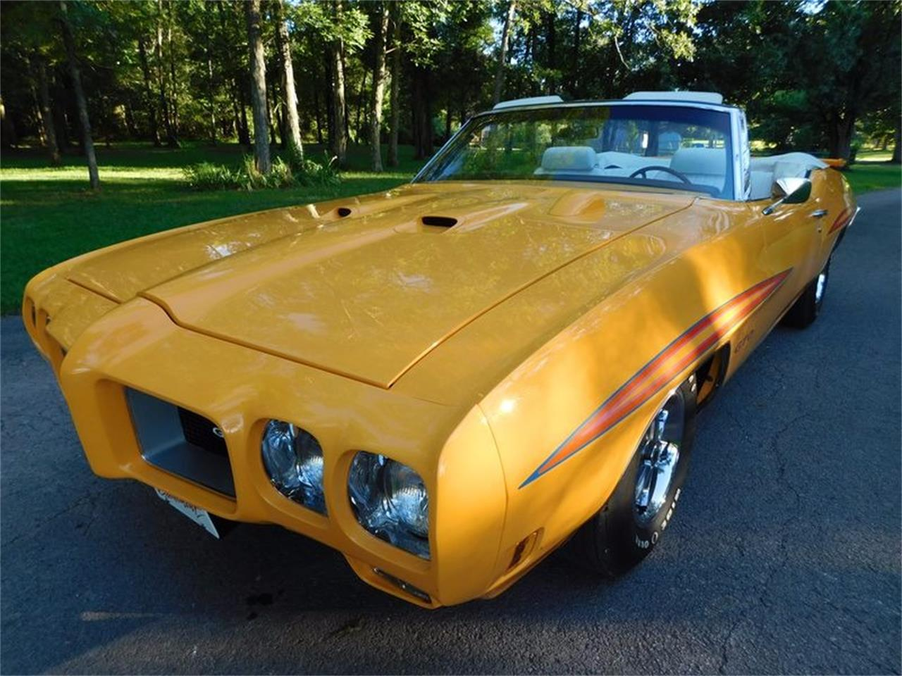 Large Picture of '70 GTO - MOKT