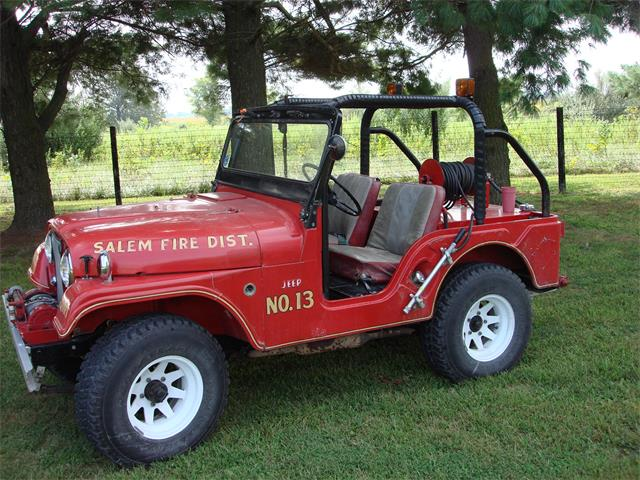 Picture of 1960 CJ located in Texas Offered by a Private Seller - MOL4
