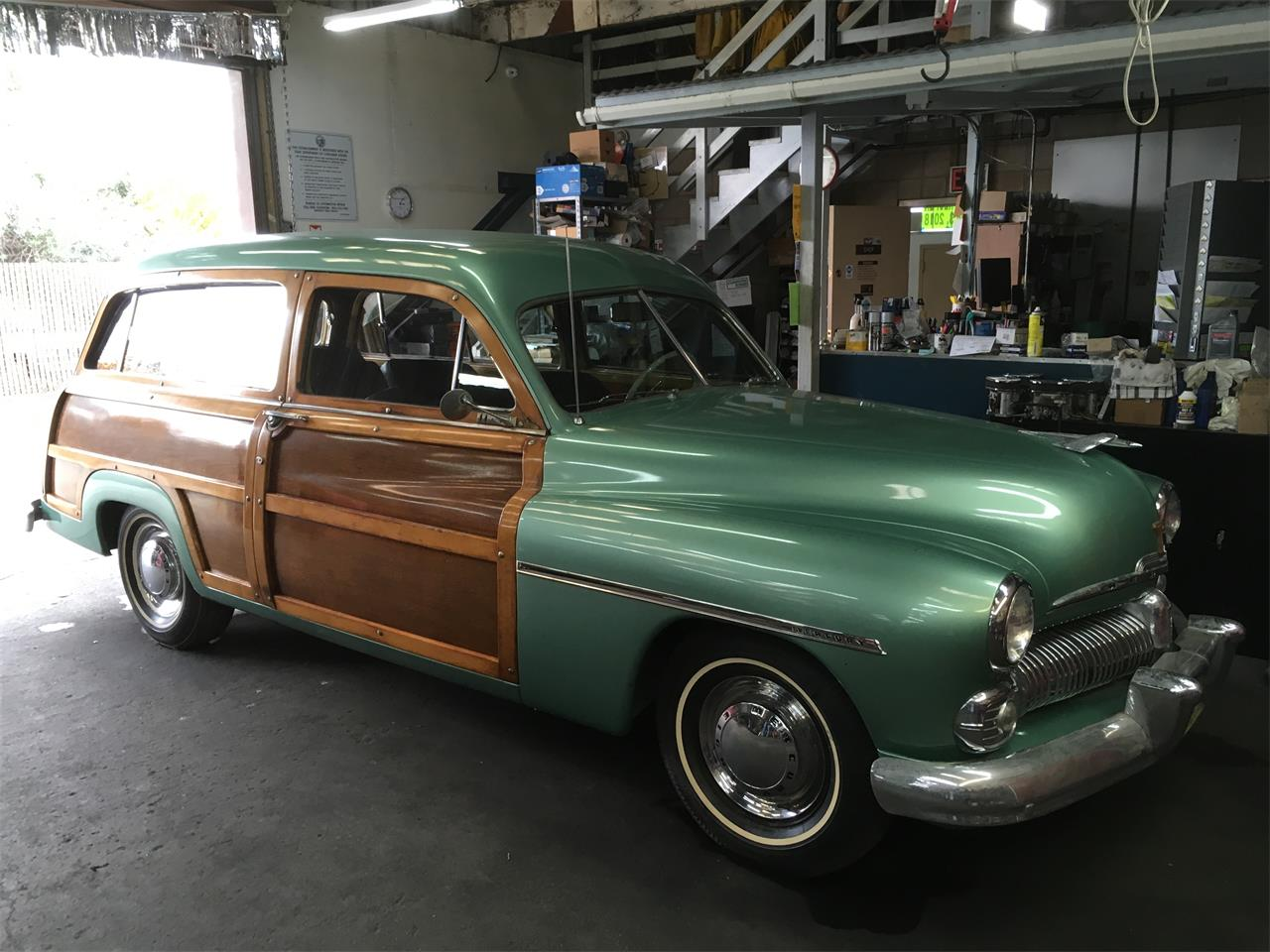 Large Picture of '49 Mercury Woody Wagon located in California - MOL5