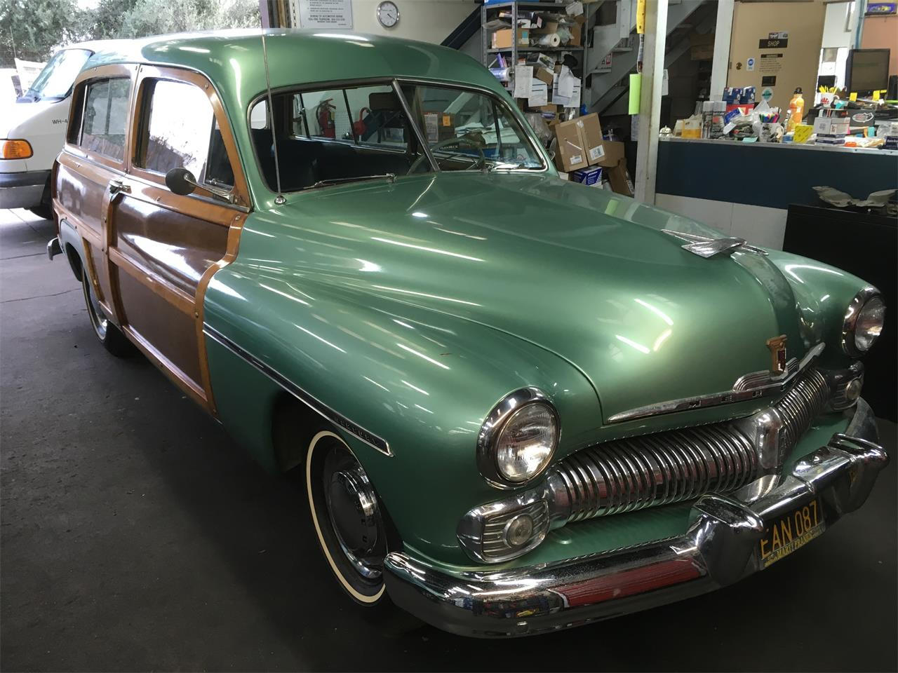 Large Picture of Classic '49 Woody Wagon - MOL5