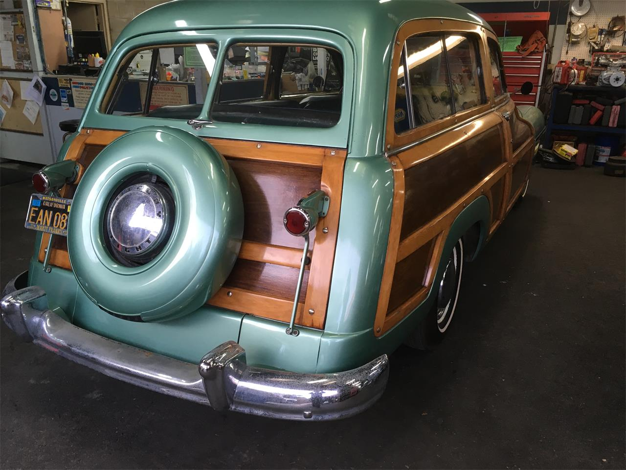 Large Picture of 1949 Mercury Woody Wagon - MOL5