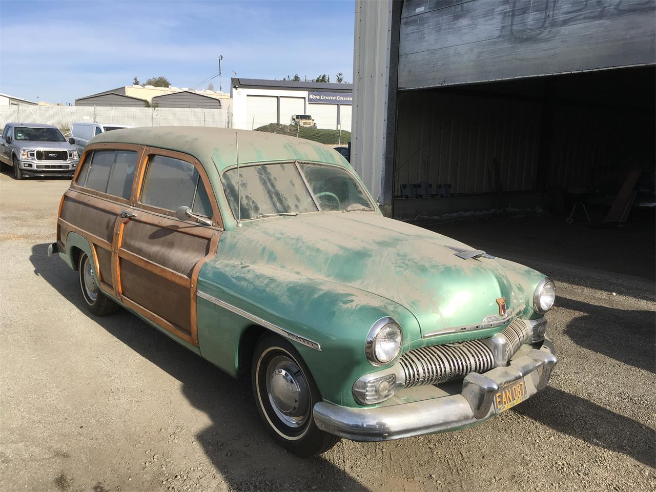 Large Picture of Classic '49 Woody Wagon located in California - MOL5