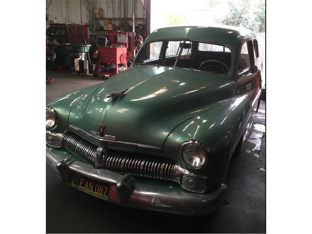 Large Picture of Classic 1949 Woody Wagon - $37,500.00 - MOL5