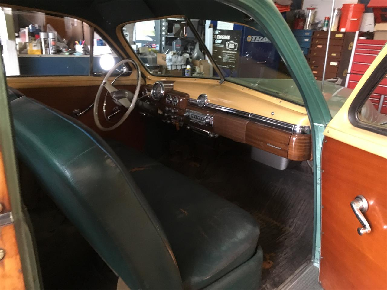 Large Picture of 1949 Woody Wagon located in Watsonville California - $37,500.00 - MOL5