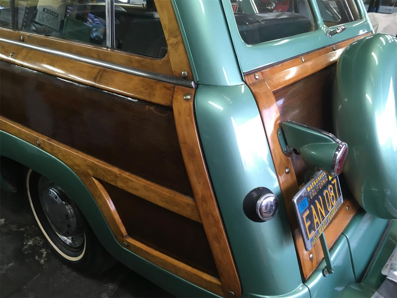 Large Picture of '49 Mercury Woody Wagon located in Watsonville California - $37,500.00 - MOL5