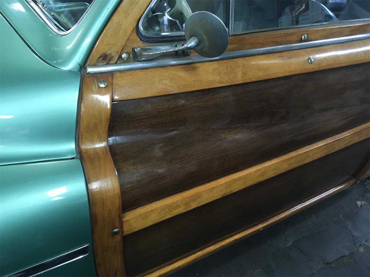 Large Picture of Classic 1949 Mercury Woody Wagon - $37,500.00 - MOL5