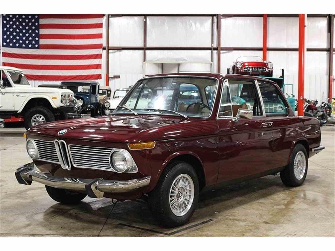 Bmw 2002 Sale >> 1973 Bmw 2002 For Sale Classiccars Com Cc 1058299