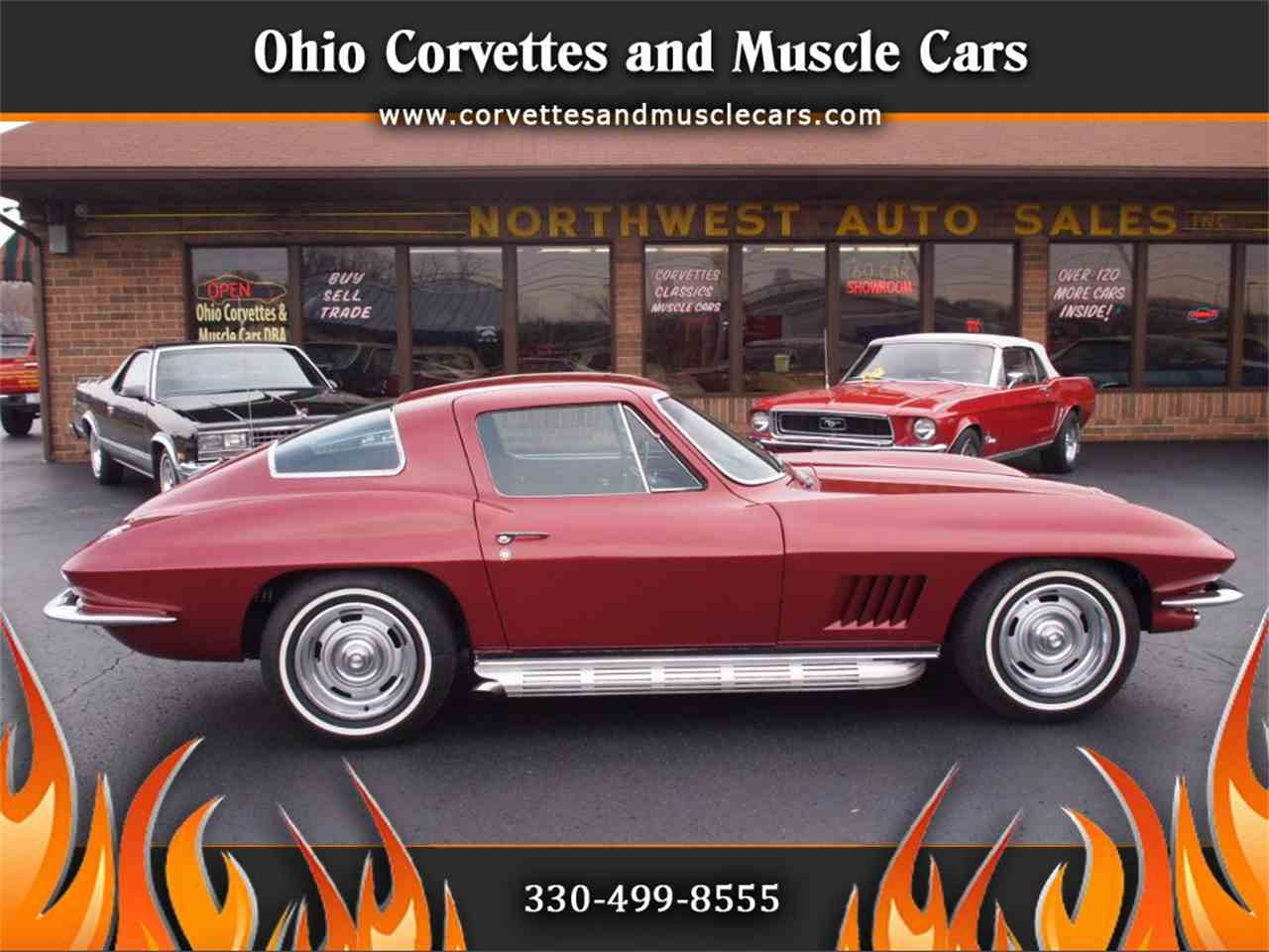 1967 Chevrolet Corvette for Sale | ClassicCars.com | CC-1058310