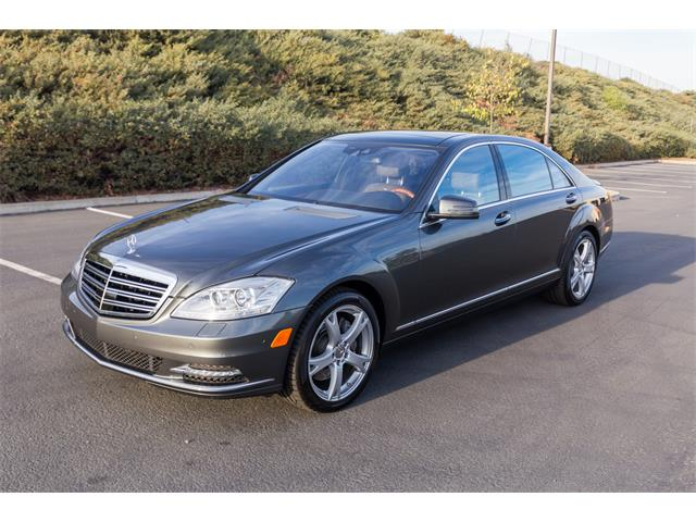 Picture of '12 S600 - MOM5