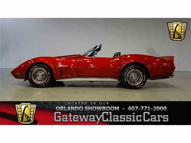 Picture of '74 Corvette - MOM8
