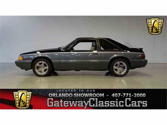 Picture of '89 Mustang - MOMC