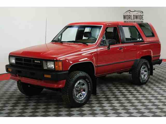 Picture of '86 4Runner - MOMS