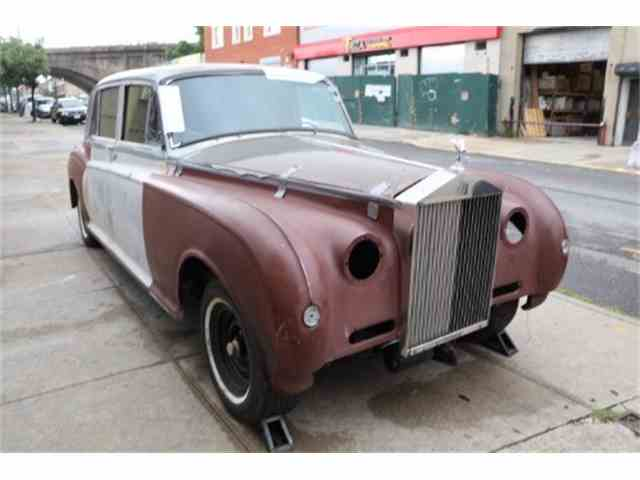 Picture of 1962 Rolls-Royce Phantom V located in New York - MOMW
