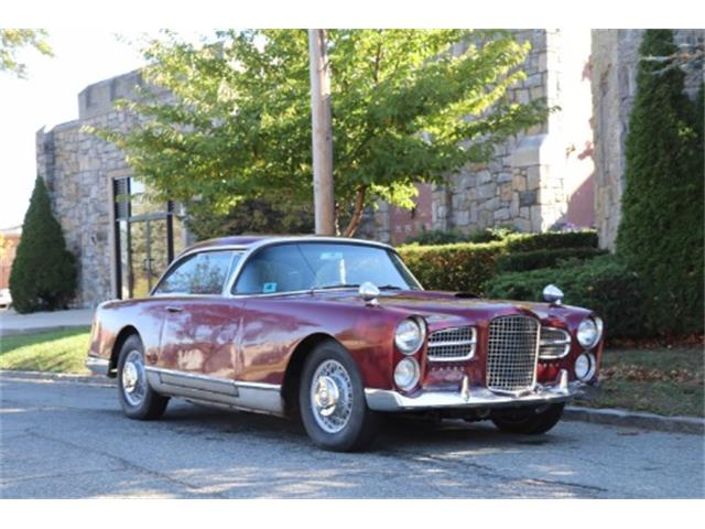 Picture of Classic 1958 Facel Vega FV4 located in Astoria New York Offered by  - MON0