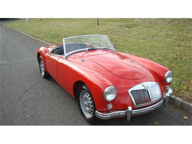 Picture of '59 MGA - MON5