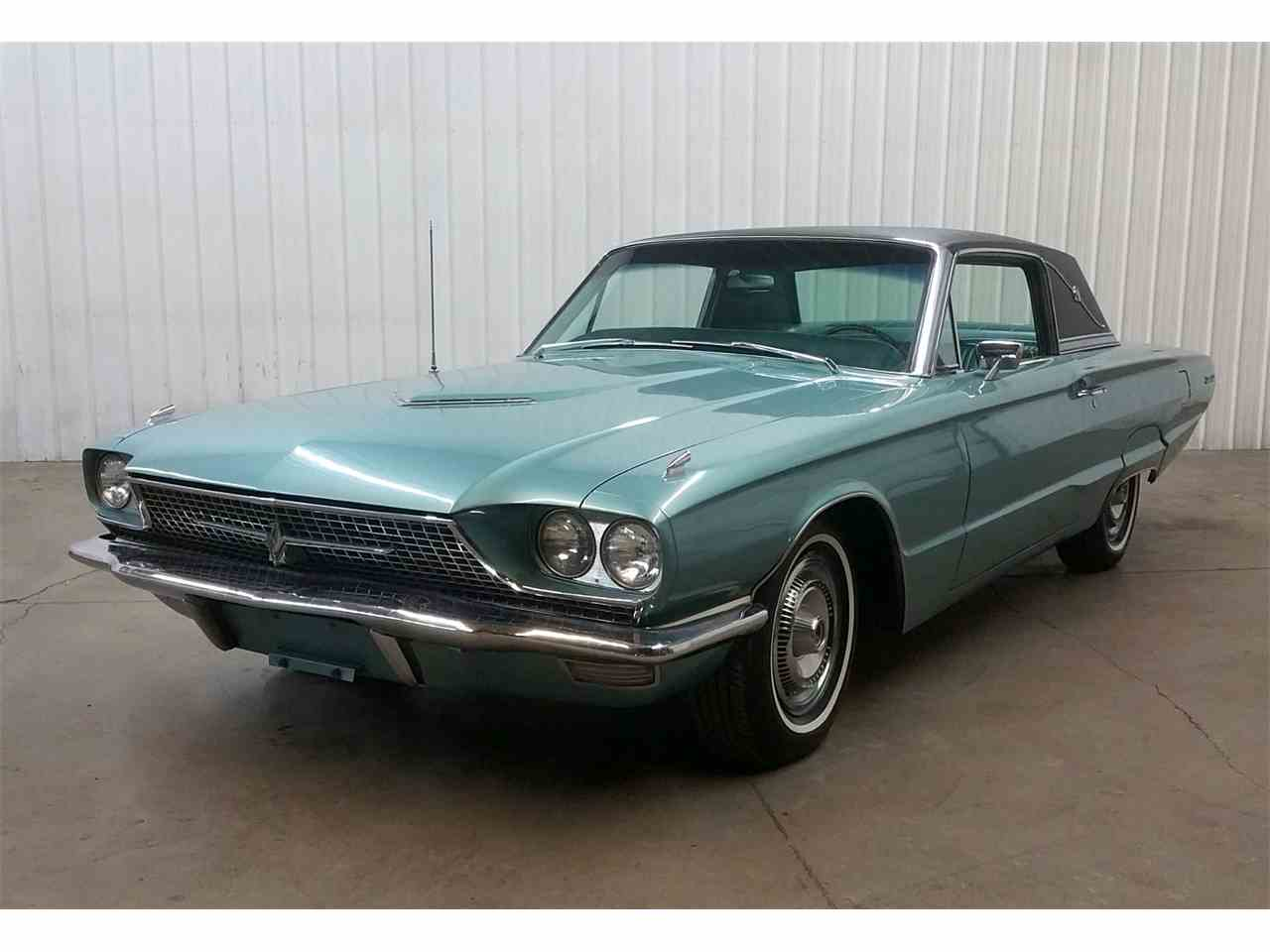 1966 ford thunderbird for sale cc 1058372. Black Bedroom Furniture Sets. Home Design Ideas