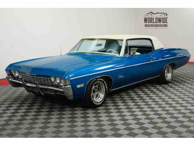 Picture of Classic 1968 Chevrolet Impala located in Colorado - $18,900.00 Offered by Worldwide Vintage Autos - MONC