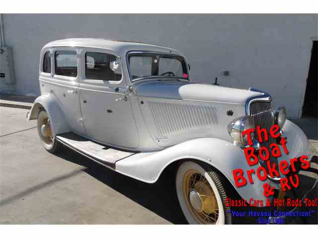 Picture of Classic '34 Ford 4-Dr Sedan - $39,995.00 - MONX