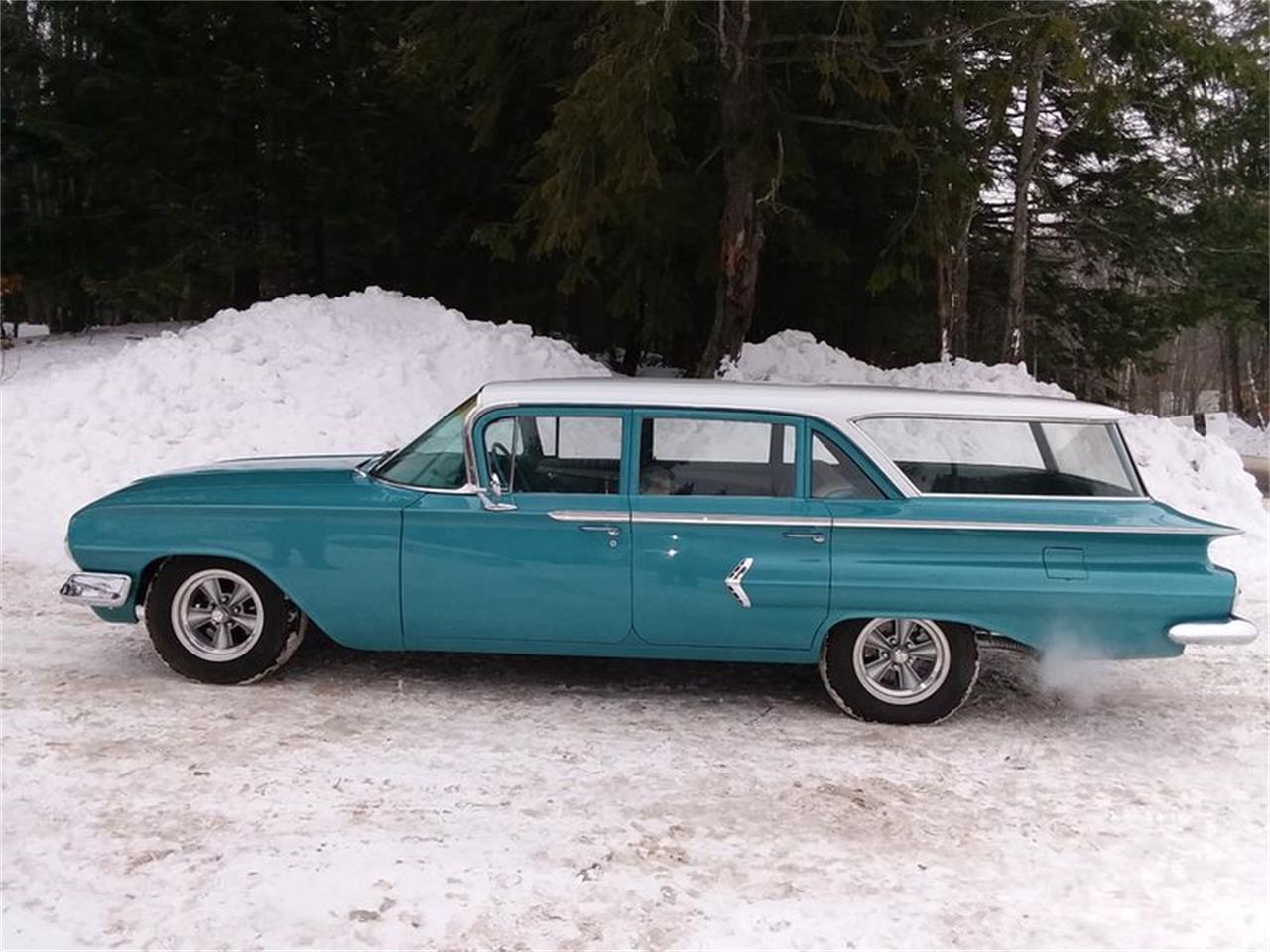 1960 Chevrolet Station Wagon For Sale Classiccars Com Cc 1058421