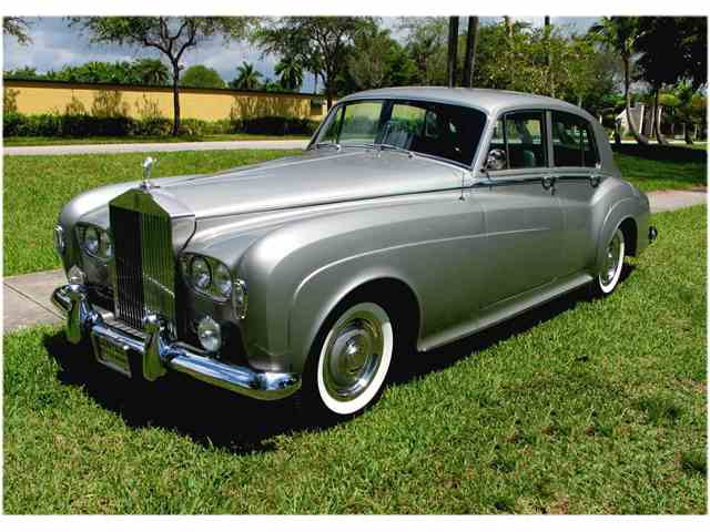 Picture of Classic 1964 Rolls-Royce Silver Cloud III located in Florida Auction Vehicle Offered by Vantage Motorworks - MOOR