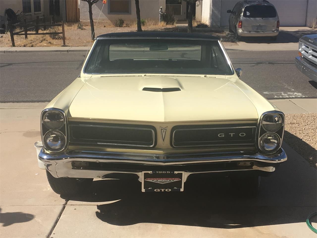 Large Picture of Classic '65 Pontiac GTO located in Mesa Arizona - $32,500.00 - MOOU