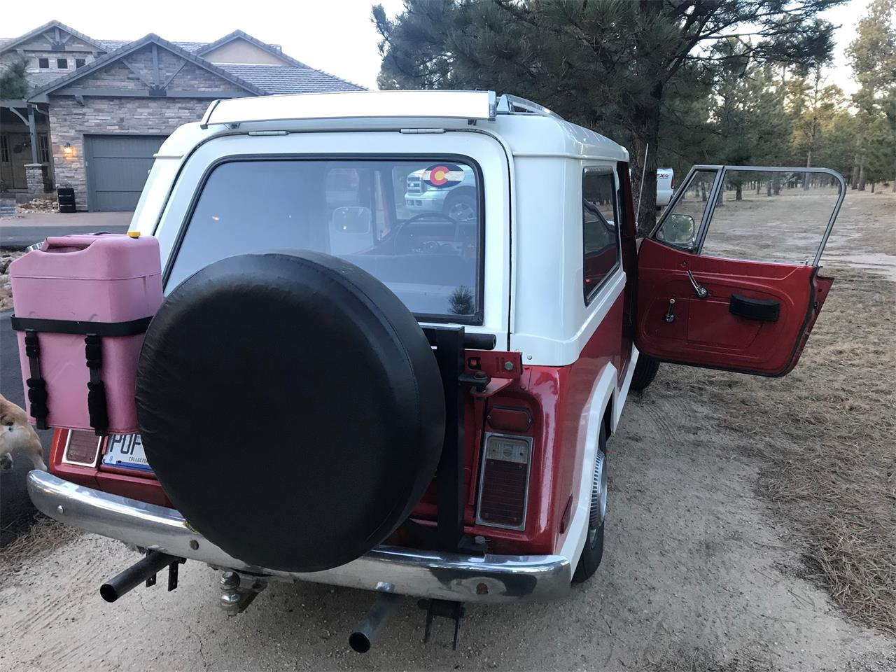 Large Picture of Classic 1972 Jeep Commando Offered by a Private Seller - MOP7