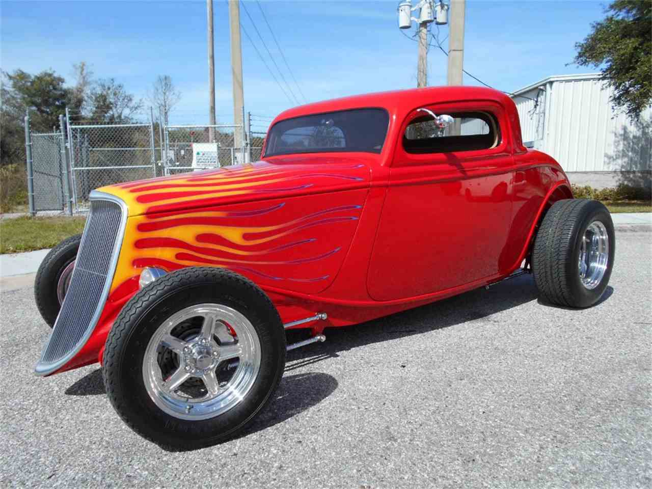 1933 Ford Coupe for Sale | ClassicCars.com | CC-1058456