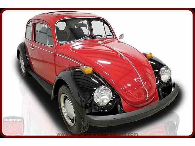 Picture of '68 Beetle - MOPY
