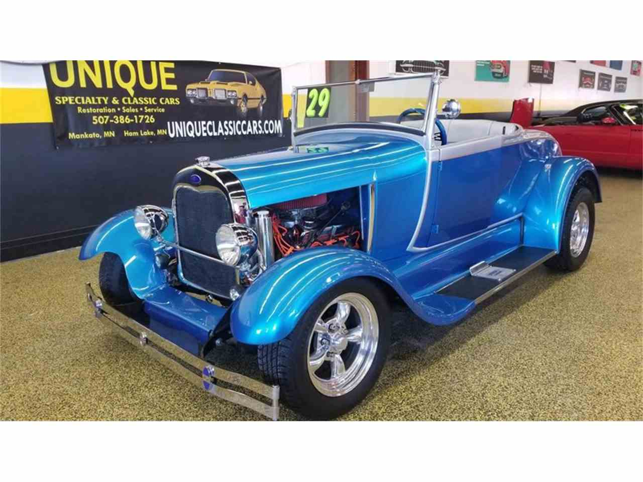 1929 Ford Model A Roadster Street Rod for Sale | ClassicCars.com ...
