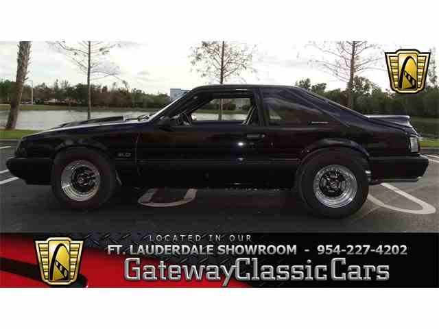 Picture of '91 Mustang - MORC
