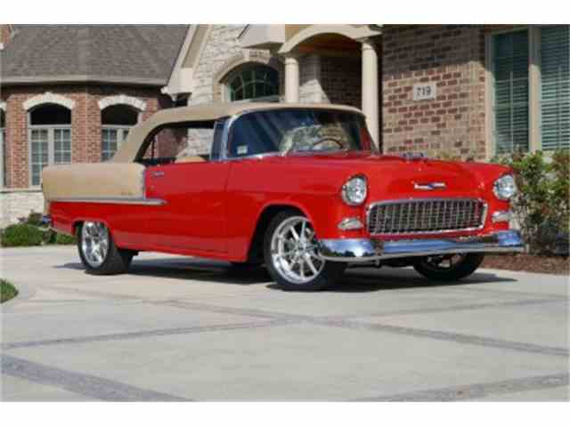Picture of '55 Bel Air - MORK