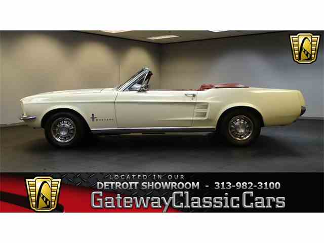 Picture of '67 Mustang - MOSA