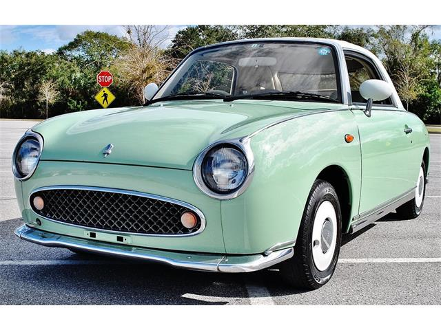 Picture of 1991 Figaro Offered by  - MIUG