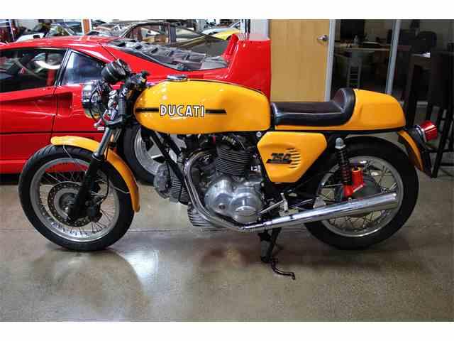 Picture of '74 Ducati 750 SPORT - MOSI