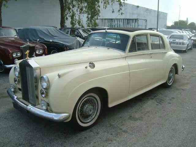 1961 Rolls-Royce Silver Cloud II for Sale