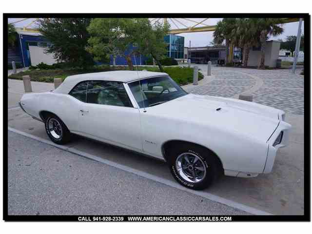 Picture of Classic '69 GTO located in Florida - $39,840.00 Offered by  - MOT5