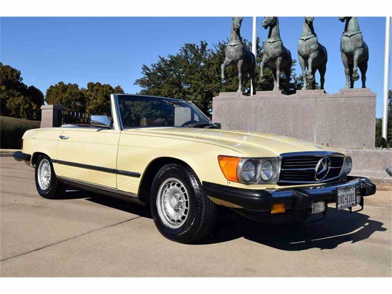 Large Picture of '79 450SL - MOTA