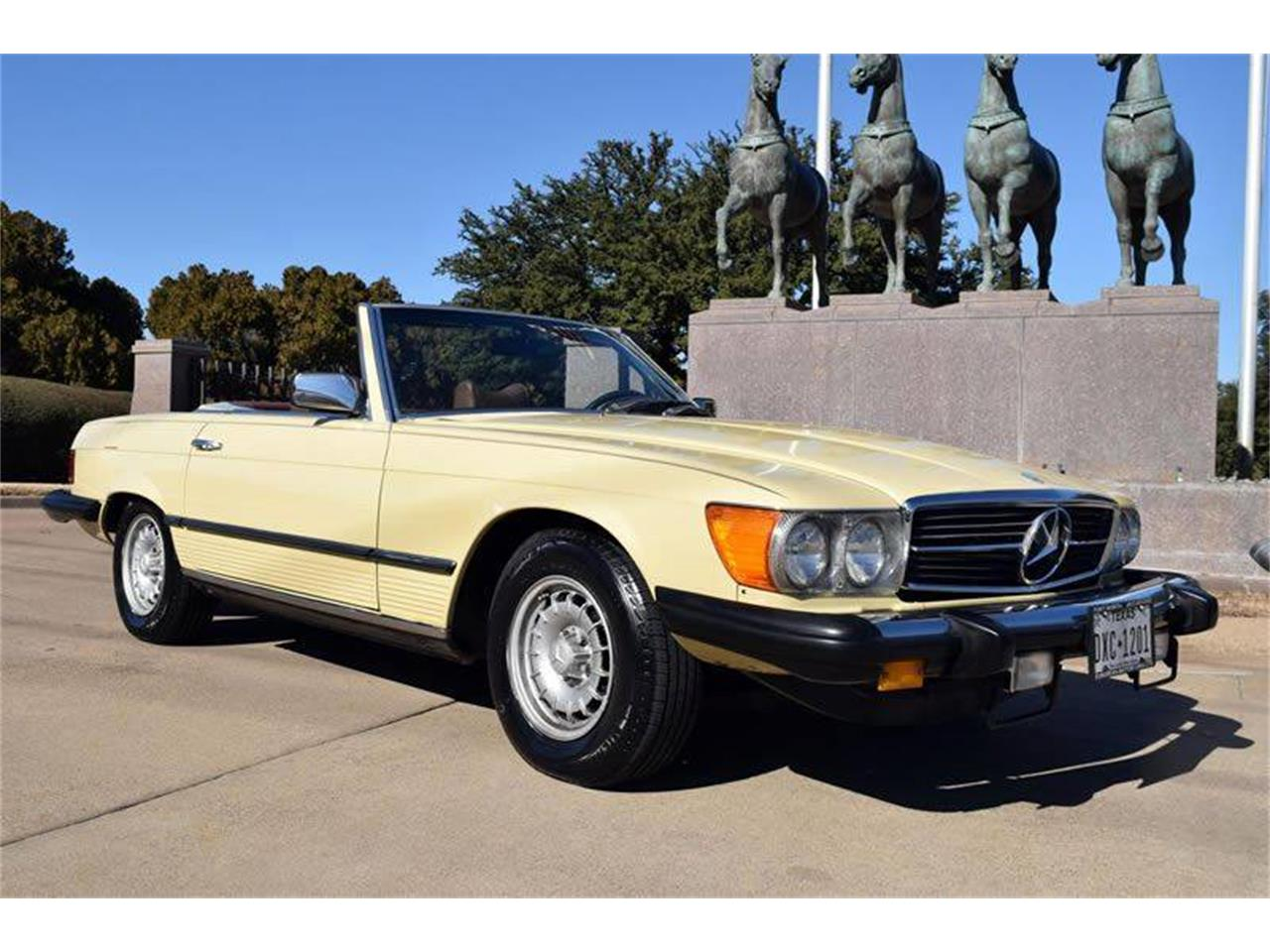 Large Picture of 1979 450SL Offered by ABC Dealer TEST - MOTA