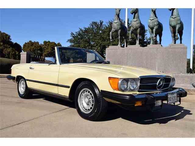 Picture of 1979 Mercedes-Benz 450SL located in Fort Worth Texas - $17,900.00 Offered by  - MOTA