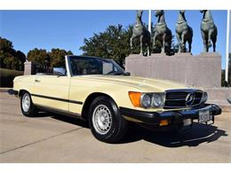 Picture of 1979 450SL located in Fort Worth Texas - MOTA