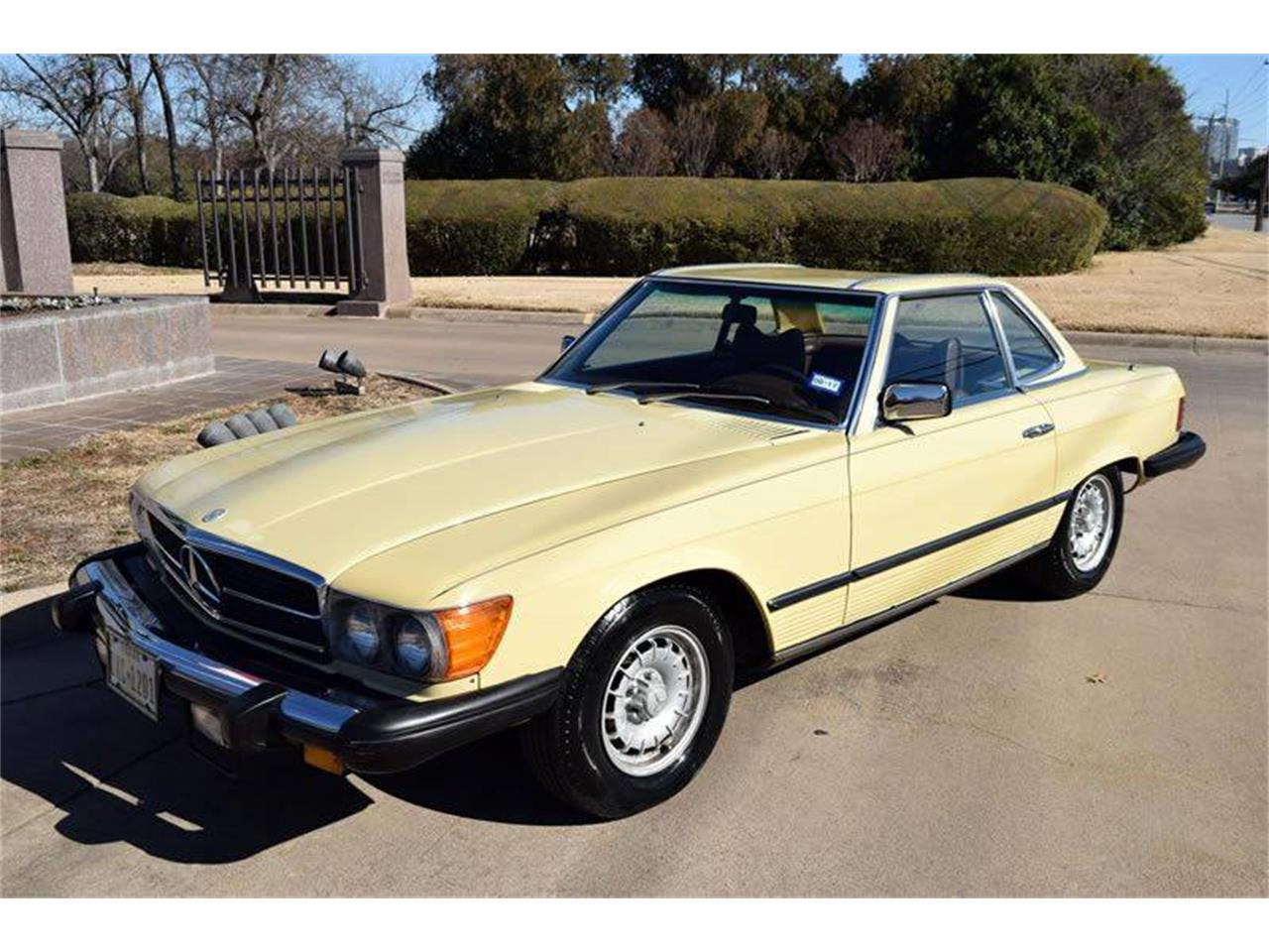 Large Picture of '79 450SL Offered by ABC Dealer TEST - MOTA