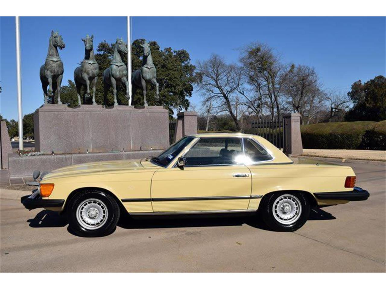 Large Picture of '79 Mercedes-Benz 450SL Offered by ABC Dealer TEST - MOTA