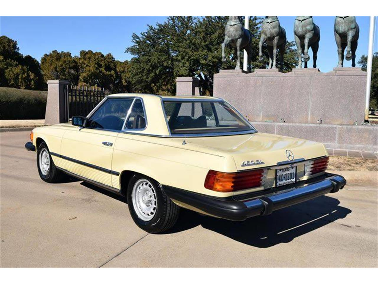 Large Picture of 1979 Mercedes-Benz 450SL located in Texas - $17,900.00 Offered by ABC Dealer TEST - MOTA