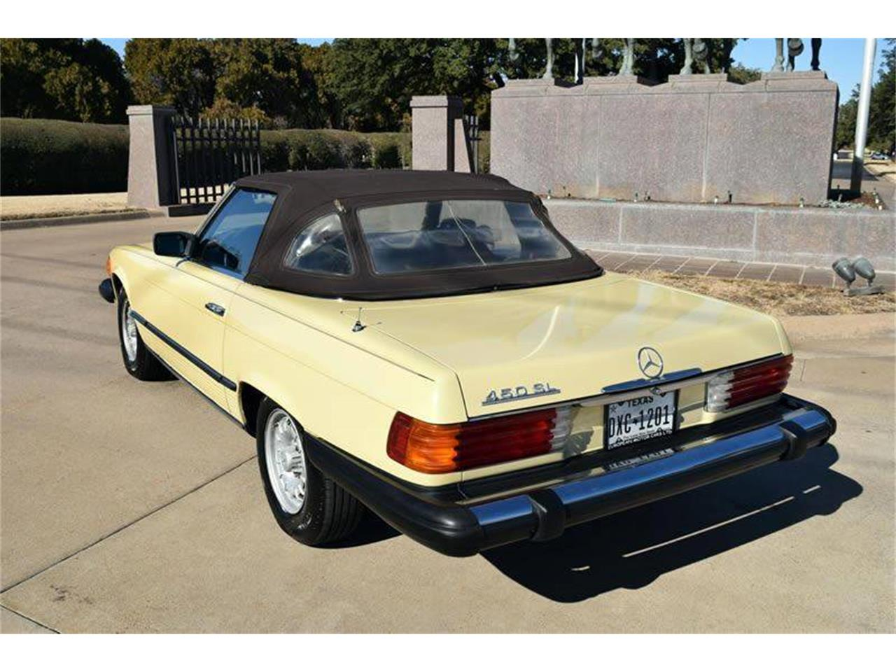 Large Picture of '79 450SL located in Fort Worth Texas Offered by ABC Dealer TEST - MOTA