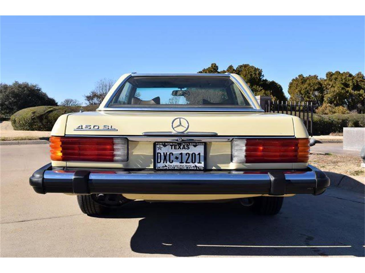 Large Picture of '79 Mercedes-Benz 450SL located in Texas - $17,900.00 - MOTA