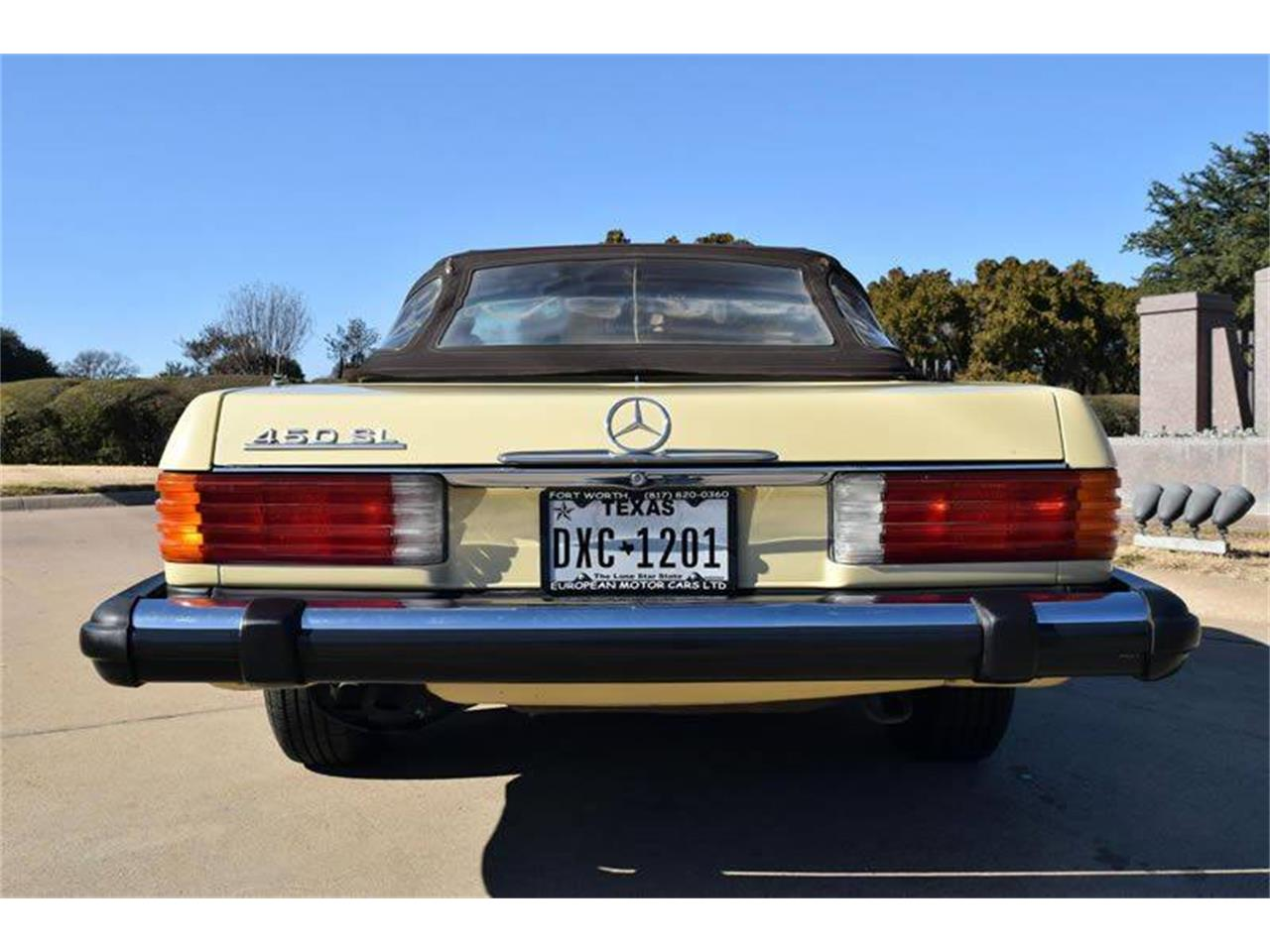 Large Picture of 1979 Mercedes-Benz 450SL located in Fort Worth Texas - $17,900.00 Offered by ABC Dealer TEST - MOTA