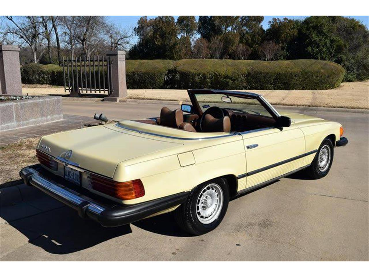 Large Picture of '79 450SL located in Fort Worth Texas - MOTA