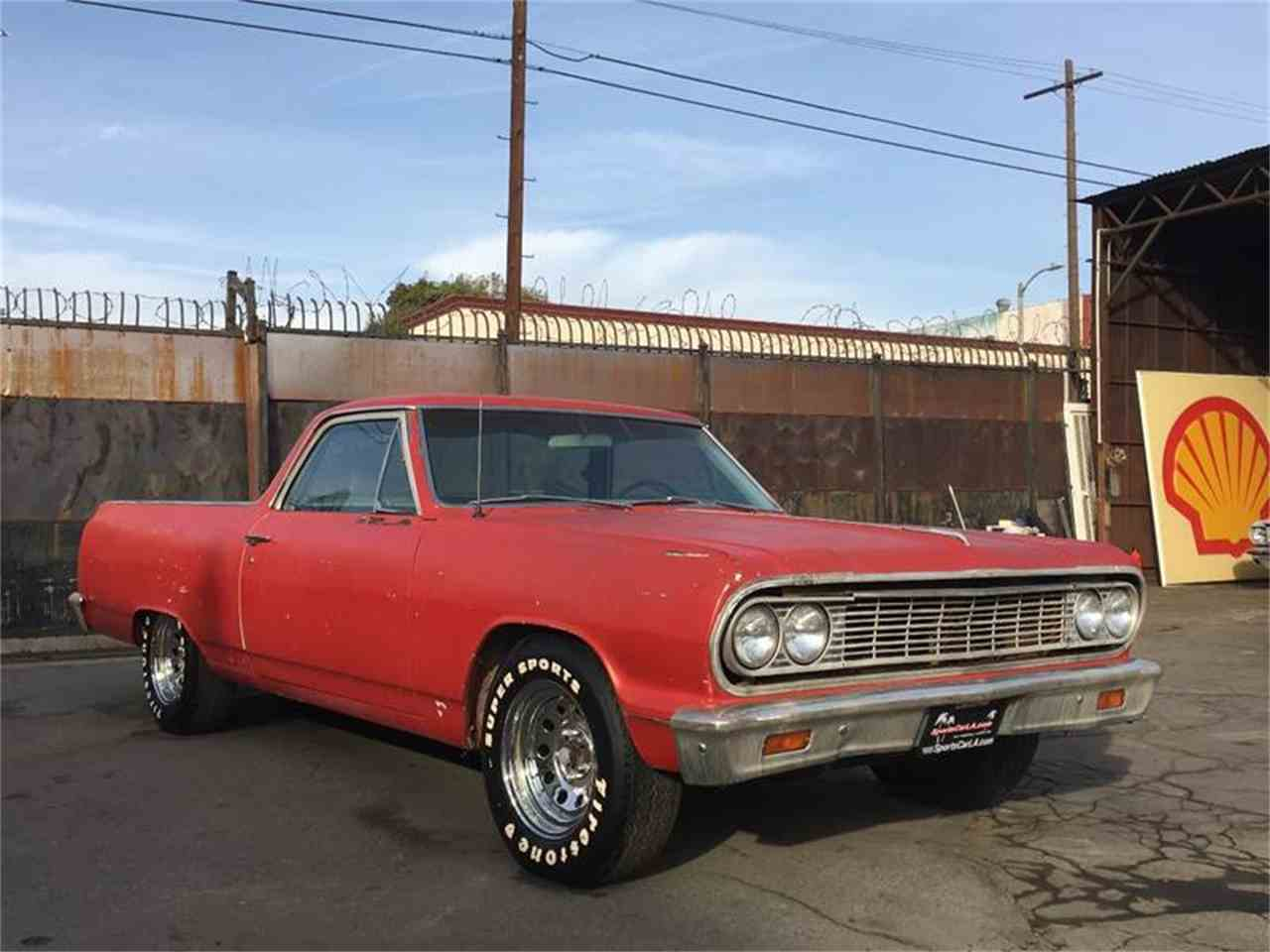 1964 Chevrolet El Camino for Sale | ClassicCars.com | CC-1058618