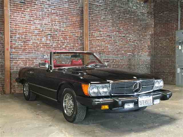 Picture of '78 450SL - MOU5