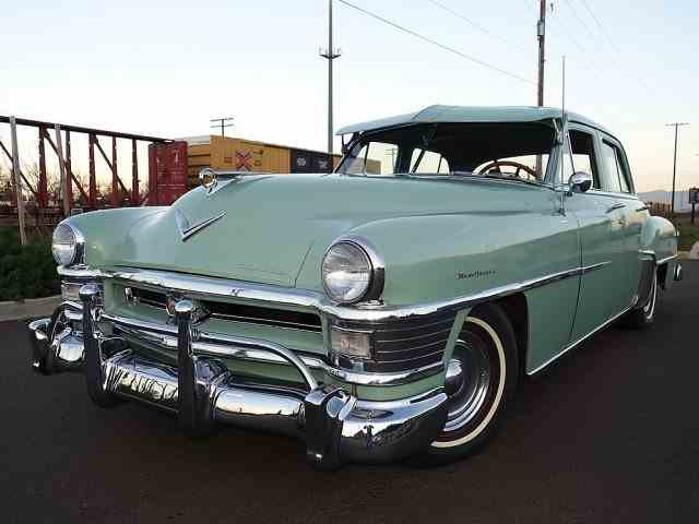 Picture of '51 New Yorker - MOU7